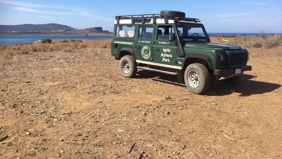 Escursione in Land Rover